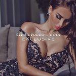 High-class escorts Paris - Karina