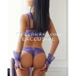 VIP escort service in Paris - Bianca